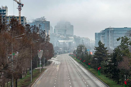 Новости: Казгидромет изучит влияние ТЭЦ иавтомобилей навоздух Алматы вовремя карантина
