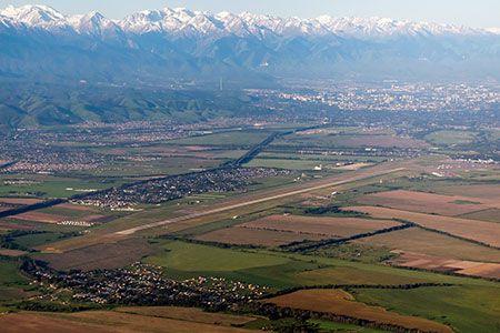 Новости: Алматинскую область незаконно застраивают коттеджами
