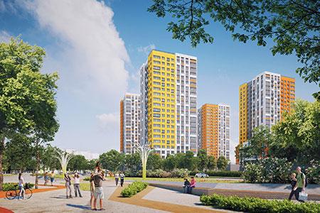 Статьи: Доступное жилье в центре столицы