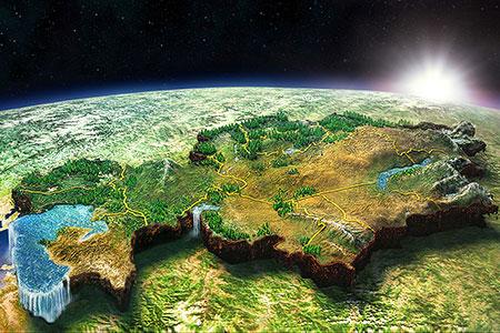 Новости: Пустующие участки вАлматы отобразят на3D-карте