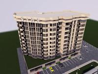 3-комнатная квартира, 145.27 м², 4/9 этаж