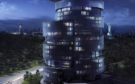 Здание площадью 10000 м², Кабанбай батыра за 4.5 млрд ₸ в Астане, Есильский р-н