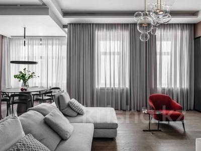 4-комнатная квартира, 170 м², 10/25 эт. помесячно, проспект Рахимжана Кошкарбаева 8 за 450 000 ₸ в Нур-Султане (Астана), Алматинский р-н — фото 3