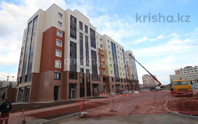 Офис площадью 61.4 м², улица Бухар Жырау за 31.4 млн 〒 в Нур-Султане (Астана), Есиль р-н