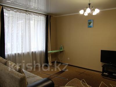 1-комнатная квартира, 39 м², 1/4 эт. посуточно, Конституции 16 — Мира за 5 000 ₸ в Петропавловске