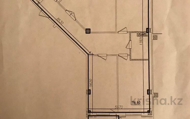 4-комнатная квартира, 122 м², 5/9 этаж, Туран 60 — Улы-Дала за 39.5 млн 〒 в Нур-Султане (Астана), Есиль р-н