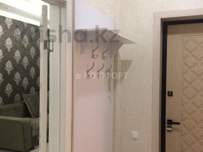 1-комнатная квартира, 42 м², 5/9 этаж помесячно, Алихана Бокейханова 11 за 100 000 〒 в Нур-Султане (Астана), Есиль р-н