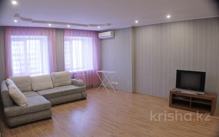 3-комнатная квартира, 106 м², 6/9 этаж посуточно, 70 Лет Октября 15 за 17 729 〒 в Омске