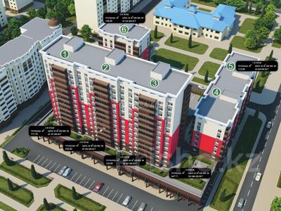2-комнатная квартира, 46.4 м², 5/9 эт., проспект Рахимжана Кошкарбаева 27 за 13.8 млн ₸ в Нур-Султане (Астана), Алматинский р-н — фото 2