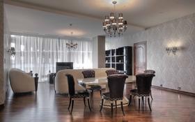 4-комнатная квартира, 180 м², 2/4 этаж помесячно, Орманова 33 — проспект Достык за 550 000 〒 в Алматы