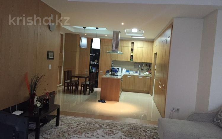 3-комнатная квартира, 128.7 м², 5/30 эт. помесячно, проспект Рахимжана Кошкарбаева 2 за 350 000 ₸ в Нур-Султане (Астана), Алматинский р-н