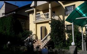 5-комнатный дом, 450 м², 8 сот., Яссауи 29 — Шаляпина за 139 млн ₸ в Алматы, Ауэзовский р-н
