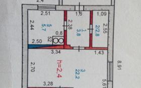 2-комнатный дом, 50 м², 5 сот., 2 Павлодар — Чкалова за 5.7 млн 〒
