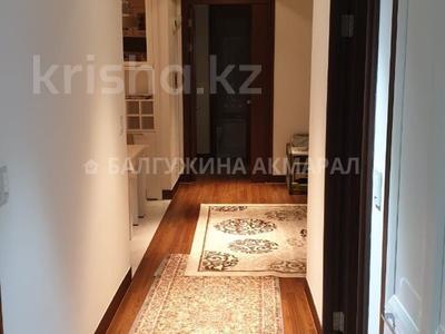 4-комнатная квартира, 105 м², 7 этаж, Кабанбай Батыр за 55 млн 〒 в Нур-Султане (Астана), Есиль р-н