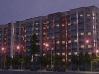 1-комнатная квартира, 40 м², 7/7 этаж