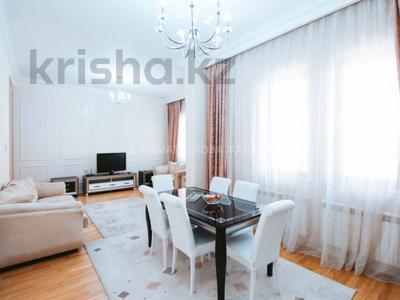 3-комнатная квартира, 118 м², 4/8 этаж, А34 3/1 за 73 млн 〒 в Нур-Султане (Астана), Алматы р-н