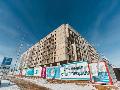 1-комнатная квартира, 37.45 м², 4/7 этаж, Ахмета Байтурсынова за ~ 10.1 млн 〒 в Нур-Султане (Астана), Алматы р-н — фото 3