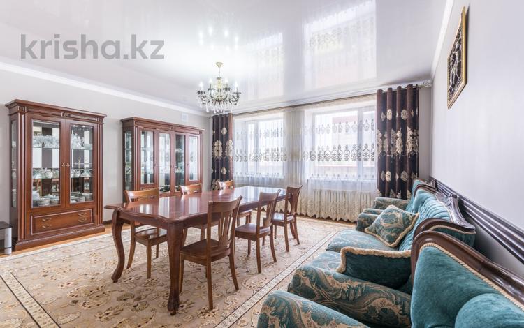 5-комнатный дом, 260 м², 7.8 сот., Жаркент 45 за 55 млн 〒 в Нур-Султане (Астана), Алматинский р-н