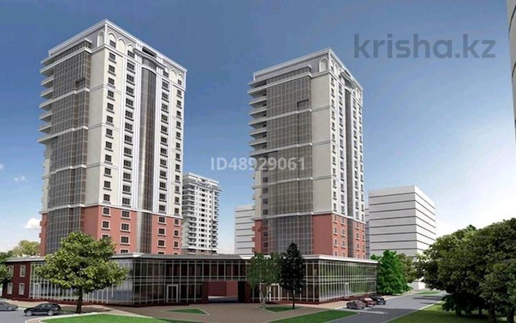 4-комнатная квартира, 134.43 м², 15/20 этаж, 23-15 за 42 млн 〒 в Нур-Султане (Астана), Алматы р-н