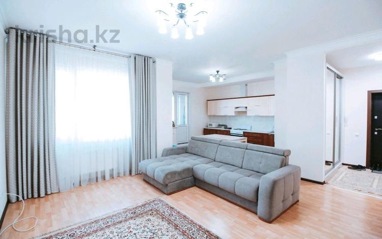 3-комнатная квартира, 97 м², 11/15 этаж, Мангилик ел 26 за 43.5 млн 〒 в Нур-Султане (Астана), Есиль р-н