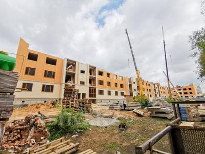 3-комнатная квартира, 76.2 м², 5/5 этаж, Сатыбалдина 4/1 — проспект Строителей за ~ 16.4 млн 〒 в Караганде — фото 15