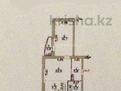2-комнатная квартира, 58 м², 1/16 этаж, Жандосова 140 за 25.5 млн 〒 в Алматы, Ауэзовский р-н — фото 12