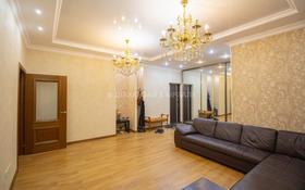 4-комнатная квартира, 189 м², 7/10 этаж, Сарайшык 38 — проспект Мангилик Ел за 65 млн 〒 в Нур-Султане (Астана), Есиль