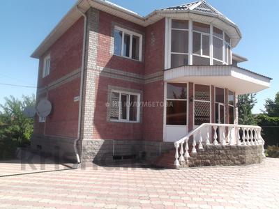 6-комнатный дом, 450 м², 10 сот., Саина — Шаляпина за 130 млн 〒 в Алматы, Ауэзовский р-н — фото 26