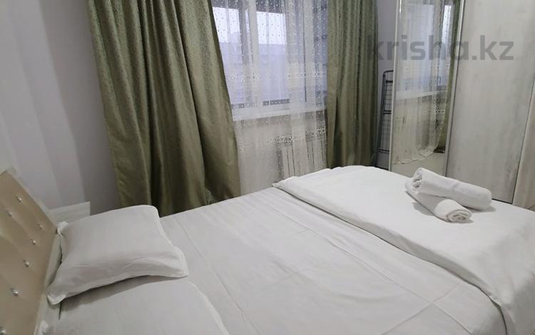 1-комнатная квартира, 52 м², 8/10 этаж посуточно, Б. Момышулы 25 — Жубанова за 7 000 〒 в Алматы