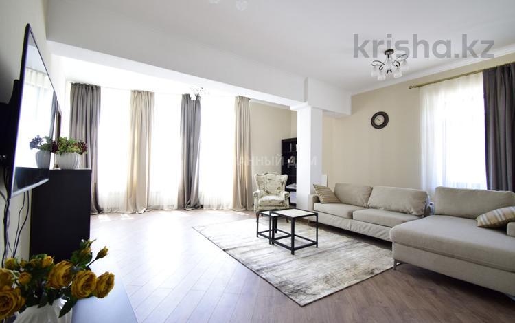 2-комнатная квартира, 105.7 м², 2/3 этаж, мкр Ерменсай, Ремизовка — проспект Аль-Фараби за 57 млн 〒 в Алматы, Бостандыкский р-н