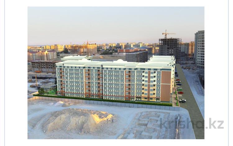 1-комнатная квартира, 53.06 м², 4/7 этаж, 16-й мкр за ~ 6.6 млн 〒 в Актау, 16-й мкр