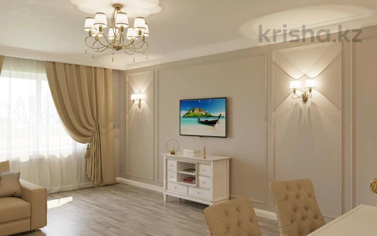 3-комнатная квартира, 115 м², 1/5 этаж, Батыс2 9 — Санкибай батыра за 35 млн 〒 в Актобе, мкр. Батыс-2