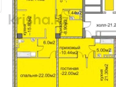 3-комнатная квартира, 102 м², 8/10 этаж, улица Ханов Керея и Жанибека 28 — Мангилик ел за 31.5 млн 〒 в Нур-Султане (Астана)