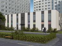 Здание площадью 1035.15 м²