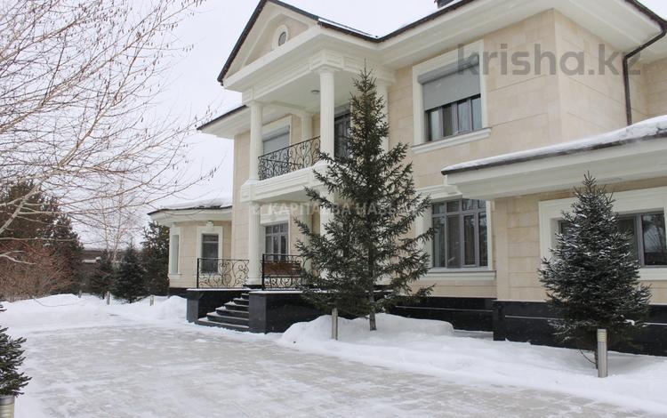 16-комнатный дом, 740 м², 40 сот., Бозарал 6 за ~ 1.1 млрд ₸ в Астане, Есильский р-н