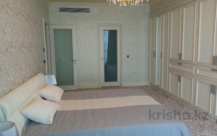 4-комнатная квартира, 160 м², 20/25 эт. помесячно, Туран 37/9 за 1.1 млн ₸ в Нур-Султане (Астана), Есильский р-н