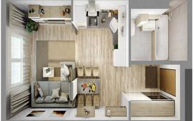 1-комнатная квартира, 26.4 м², 2/3 эт., Кургальжинское шоссе — Исатай батыр за ~ 4.5 млн ₸ в Астане, Есильский р-н