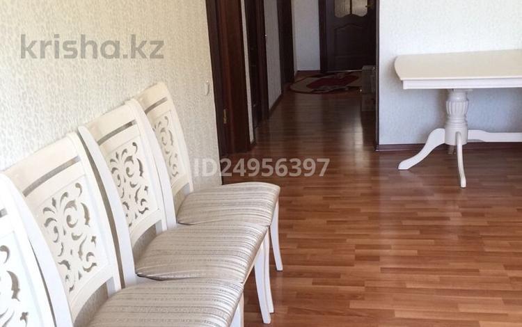 4-комнатная квартира, 101.3 м², 6/9 этаж, мкр Самал-3, Достык 268 — Омарова (Клочкова) за 42.9 млн 〒 в Алматы, Медеуский р-н