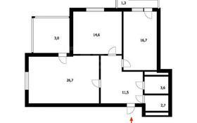 2-комнатная квартира, 78 м², 12/18 этаж, Кенесары 51 за 22.5 млн 〒 в Нур-Султане (Астана), р-н Байконур