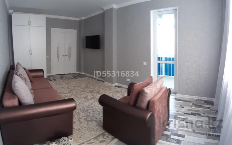 2-комнатная квартира, 54.4 м², 4/8 этаж, Бухар Жырау 36А за 24 млн 〒 в Нур-Султане (Астана), Есиль р-н