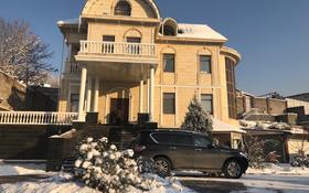 5-комнатный дом, 750 м², 17 сот., мкр Юбилейный за 337.5 млн ₸ в Алматы, Медеуский р-н