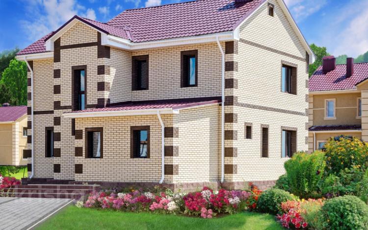 5-комнатный дом, 136 м², 7.5 сот., Микрорайон Уркер 275 за ~ 32.6 млн 〒 в Нур-Султане (Астана), Есильский р-н