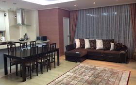 3-комнатная квартира, 110 м², 15/20 этаж помесячно, Кошкарбаева 10 за 270 000 〒 в Нур-Султане (Астана), Алматы р-н