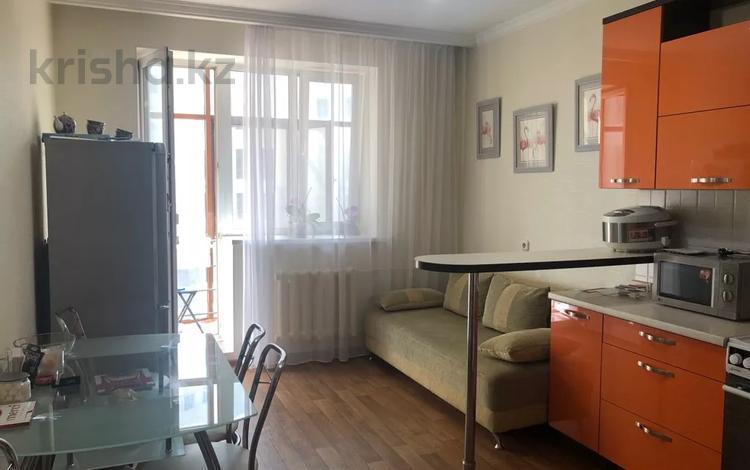 1-комнатная квартира, 45 м², 2/5 этаж, Коргалжинское шоссе 8/1 за 14.5 млн 〒 в Нур-Султане (Астана), Есиль р-н