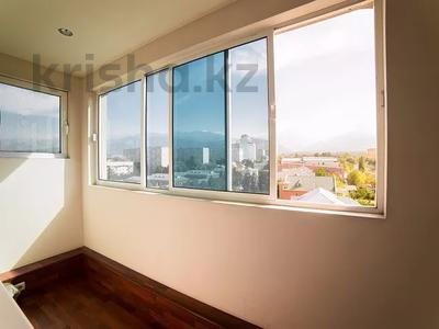 1-комнатная квартира, 50 м², 7/25 этаж посуточно, Каблукова 270 за 16 000 〒 в Алматы, Бостандыкский р-н