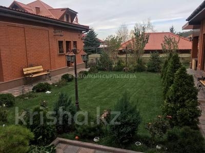 7-комнатный дом, 530 м², 13 сот., Таужиеги 88 — Аль-Фараби за 480 млн 〒 в Алматы, Бостандыкский р-н — фото 50