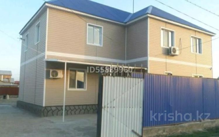 5-комнатный дом, 200 м², 10 сот., Мкр. Мирас (Геолог-2) за 27 млн 〒 в Атырау