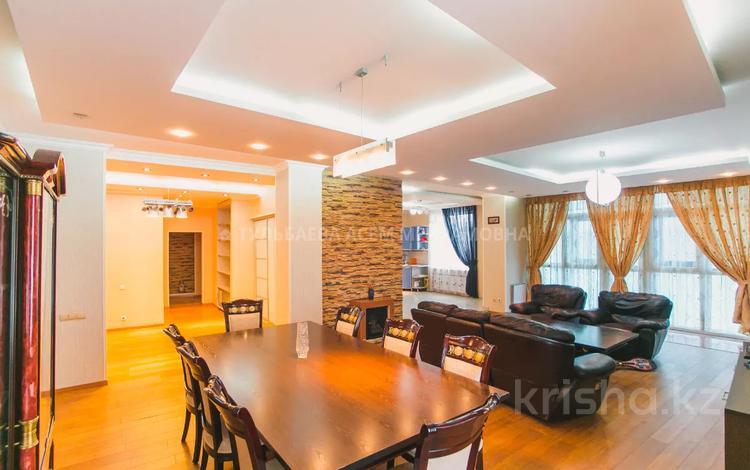 5-комнатная квартира, 200 м², 3/10 этаж, Кунаева 34 — Акмешит за 62 млн 〒 в Нур-Султане (Астана), Есиль р-н