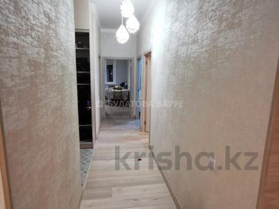 3-комнатная квартира, 91 м², 2/8 этаж, Улы Дала — Сауран за ~ 42.5 млн 〒 в Нур-Султане (Астана), Есиль р-н