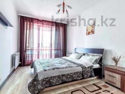 2-комнатная квартира, 55 м², 4/24 этаж посуточно, Сарайшык 7Б за 10 000 〒 в Нур-Султане (Астана) — фото 2